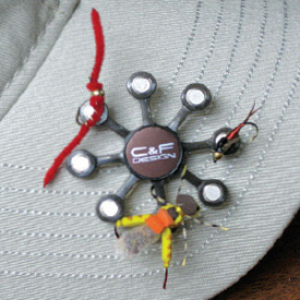 C&F C&F Magnetic 'Cap' Fly Patch