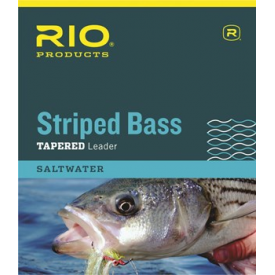 rio RIO Knotless Striped Bass 7-Foot Tapered Leaders