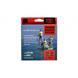hatch HATCH Premium 68-lb Backing 100-Meter Spool