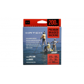 hatch HATCH Premium 68-lb Backing 200-Meter Spool