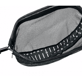 Measure Net MEASURE NET - Small Landing Net w/Rubber Bag