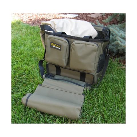 Bw Sports Bw Sports Wader Bag Feather Craft Fly Fishing