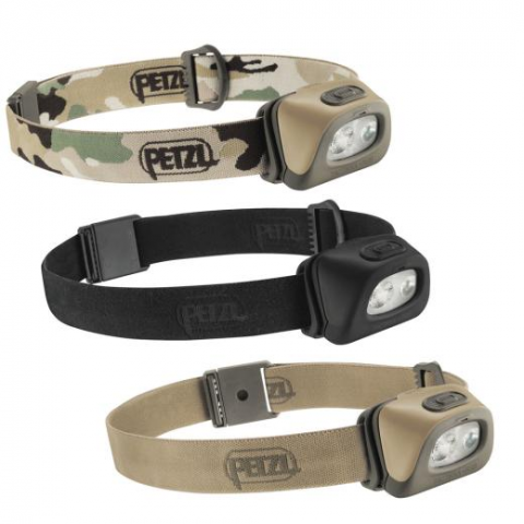 Petzl PETZL Tactikka + RGB Headlamp