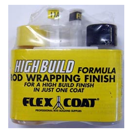 flex coat FLEX COAT High Build Rod Wrapping Finish