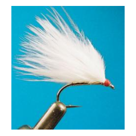 feather-craft FEATHER-CRAFT White Marabou-Streamer Kit