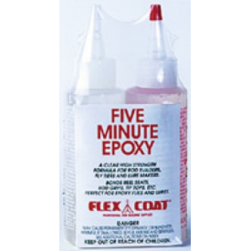 flex coat FLEX COAT 5-Minute Epoxy