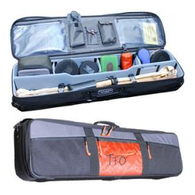 temple fork TFO Fly Rod/Reel Travel Case