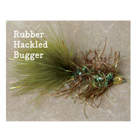 Rubber Hackle