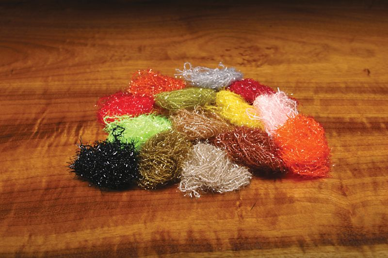 Micro Polar Chenille Feather Craft Fly Fishing