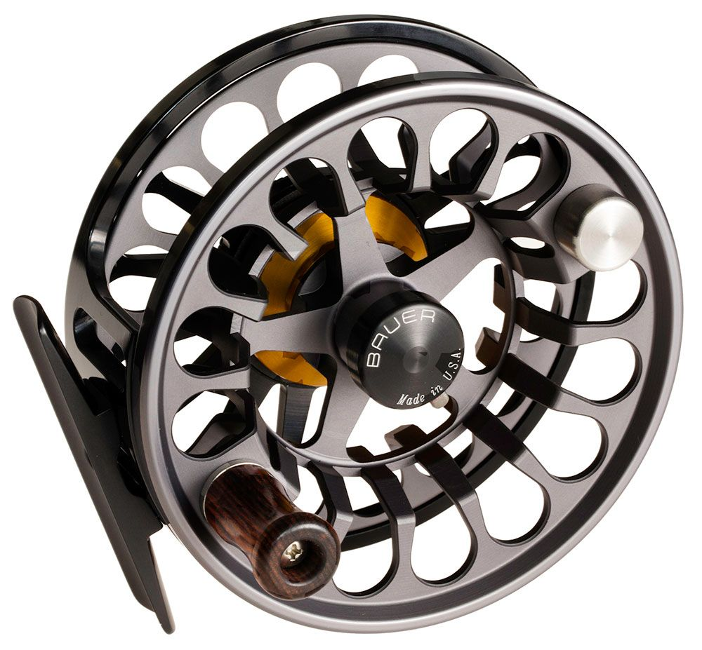 Bauer Bauer Rx Rogue Extreme Large Arbor Fly Reels