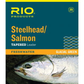 rio RIO Knotless Steelhead/Salmon Tapered Leaders