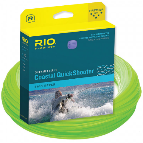 rio RIO Coastal Quickshooter Intermediate Sink Fly Line