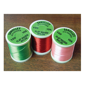 Danville DANVILLE Flat Waxed Nylon Thread