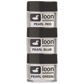 loon LOON Fly Tying Powders: Flash