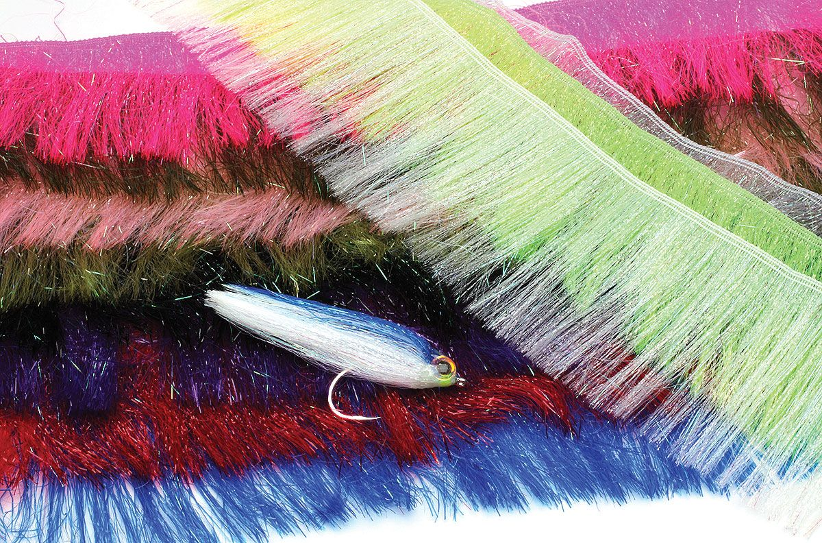 Baitfish emulator flash feather craft fly fishing for Feathercraft fly fishing