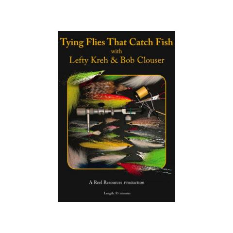 Tying Flies that Catch Fish DVD
