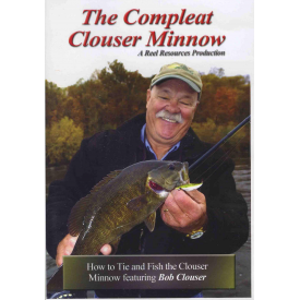 The Complete Clouser Minnow DVD