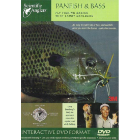 Panfish and Bass DVD
