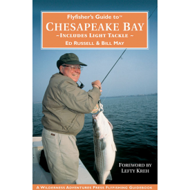 Fly Fishers Guide To Chesapeake Bay