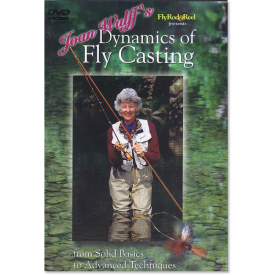 Joan Wulffs Dynamics of Fly Casting DVD