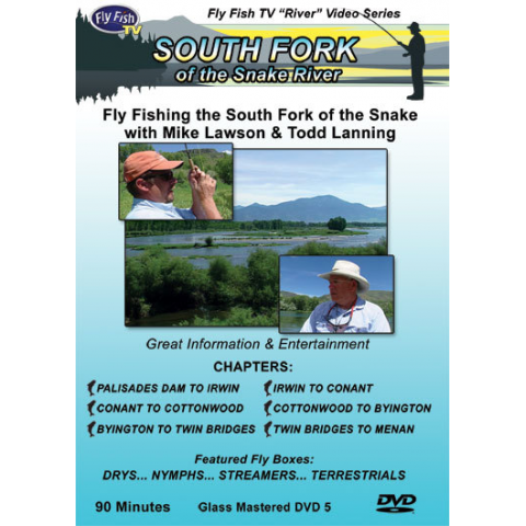 SOUTH FORK OF THE SNAKE RIVER DVD