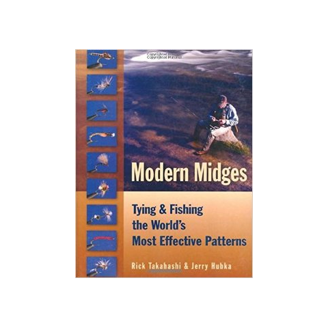 Modern Midges: Tying & Fishing The Worlds Most Effective Patterns