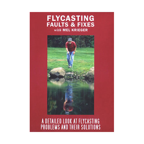 Fly Casting Faults and Fixes DVD