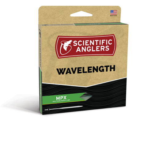 scientific anglers SA WAVELENGTH MPX Floating Fly Line