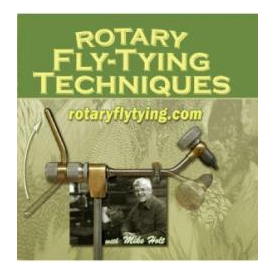 Rotary Fly Tying Techniques DVD