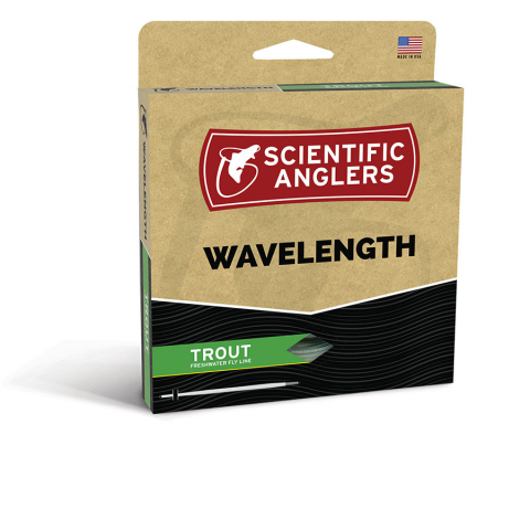 scientific anglers SA WAVELENGTH TROUT TAPER Floating Fly Line