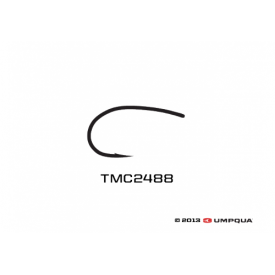 tiemco TMC 2488 Emerger Hook