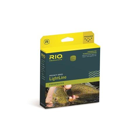 rio RIO LIGHTLINE DOUBLE TAPER Floating Fly Line