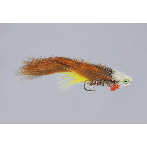 Galloup 39 s butt monkey feather craft fly fishing for Feathercraft fly fishing