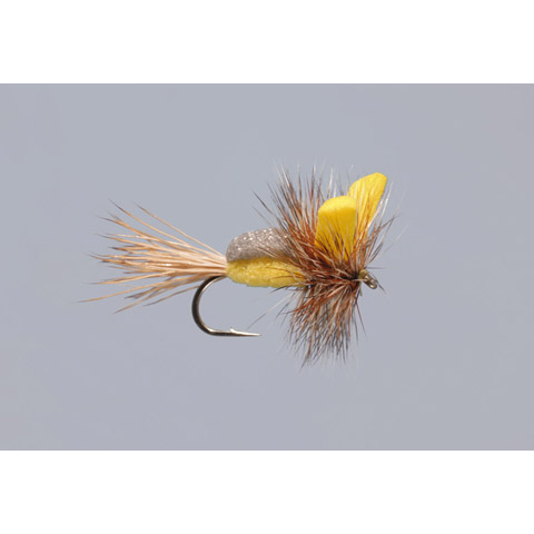 J 39 s unsinkable humpy feather craft fly fishing for Feathercraft fly fishing
