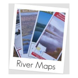 River Maps (TN, UT, WA, WI, WY)