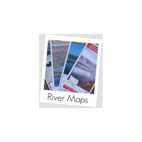 River Maps (MI, MT, NV, NM, OH, OR)