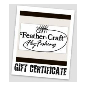 feather-craft FEATHER CRAFT Gift Certificates
