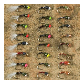 feather-craft FEATHER-CRAFT Davy Wotton's 'Midge' Fly Assortment