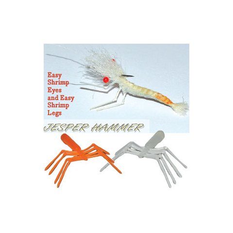 Easy Shrimp Legs