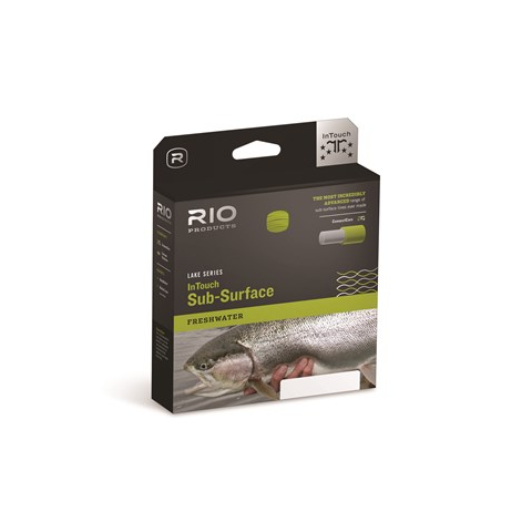 RIO In-Touch Camolux Fly Line