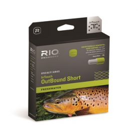 Rio RIO IN TOUCH OUTBOUND SHORT Type-6 Sinking Fly Line (6ips)