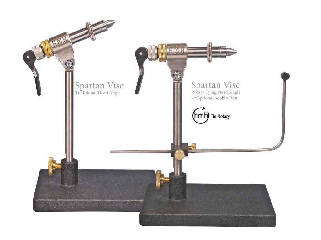 Hmh Hmh Spartan Rotary Vise Feather Craft Fly Fishing