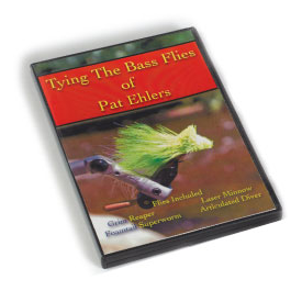 Tying The Bass Flies Of Pat Ehlers