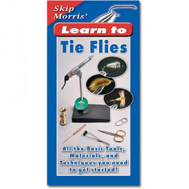 Skip Morris' Learn To Tie Flies