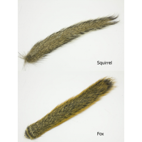 feather-craft Squirrel Tail