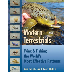 Modern Terrestrials Tying and Fishing the World's Most Effective Patterns