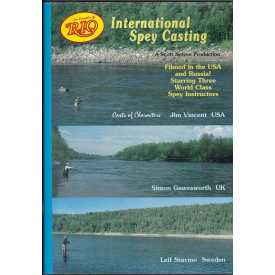 International Spey Casting (Video)