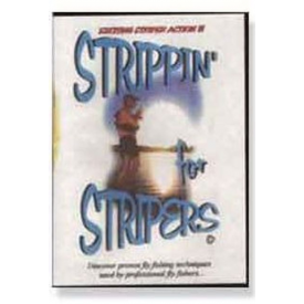 Strippin' for Stripers (Video)
