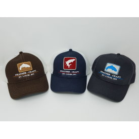 Feather-Craft Simms Trucker Hats