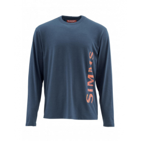 simms SIMMS Tech Tee - Long Sleeve